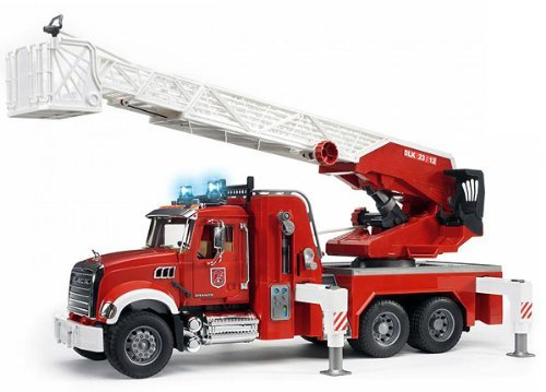 Bruder: Mack Granite Fire Engine