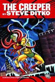 Creeper By Steve Ditko HC by Don Segall image