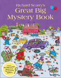 Richard Scarry's Great Big Mystery Book by Richard Scarry