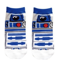 Star Wars: R2-D2 Close-Up Socks