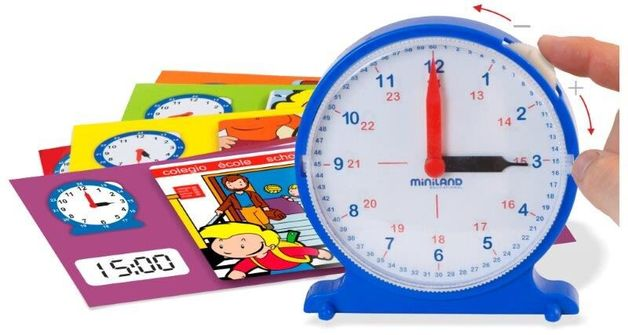 Miniland Activity Timer Set (13 pcs)