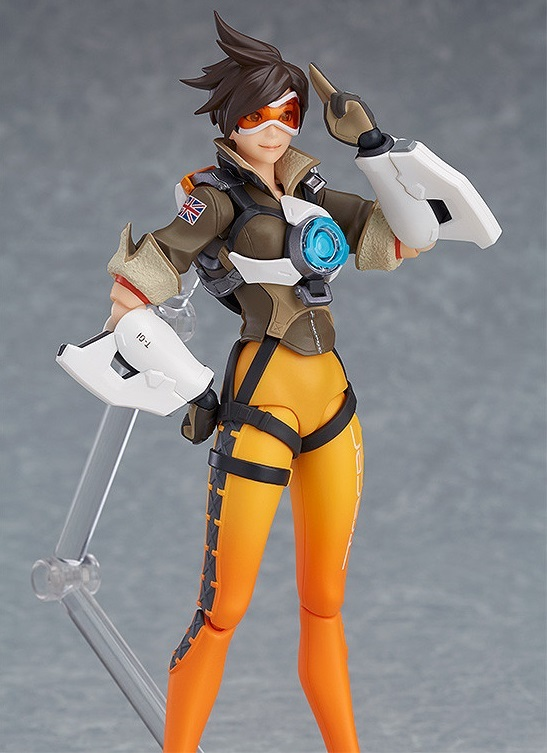 Figma Overwatch: Tracer - Action Figure