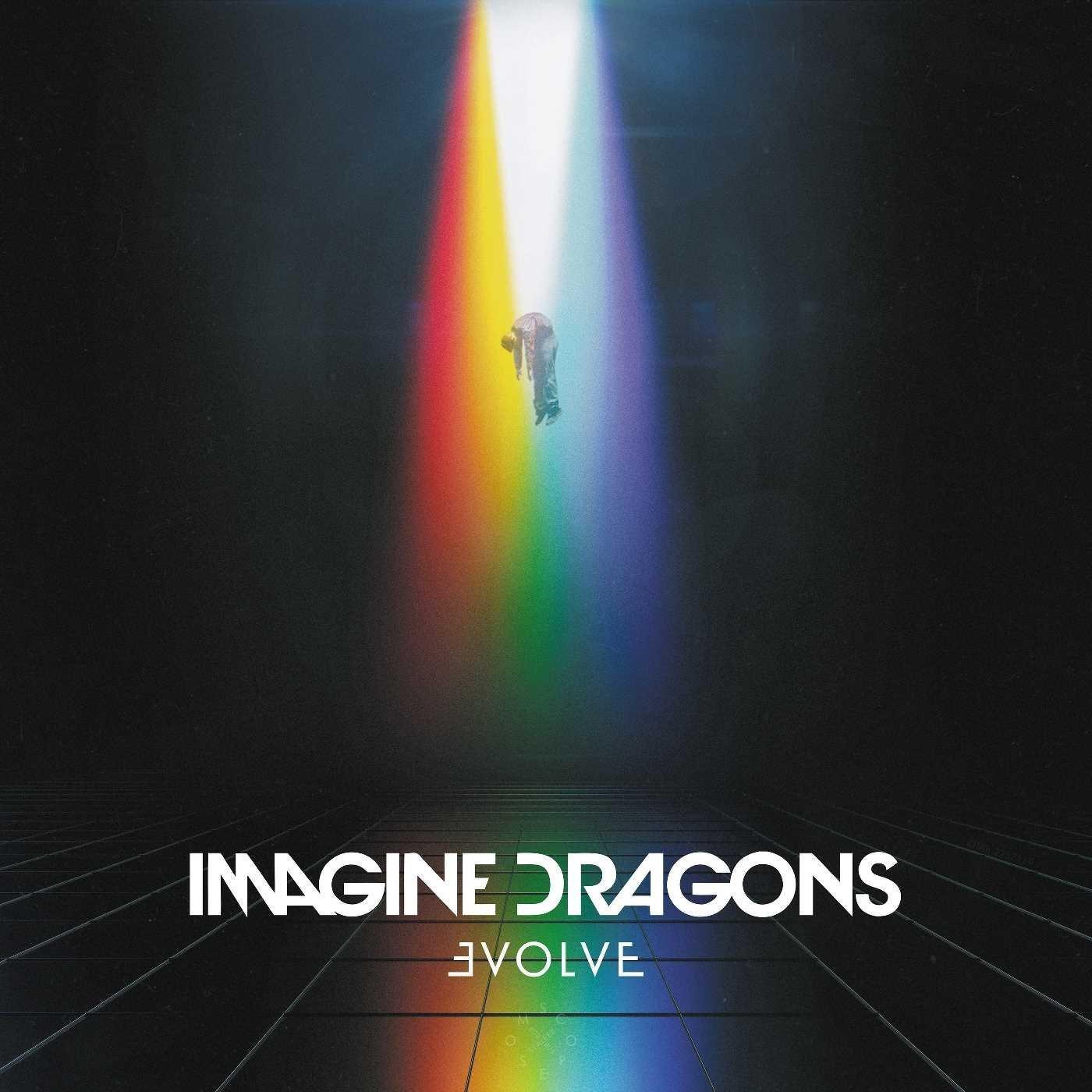 Evolve by Imagine Dragons image
