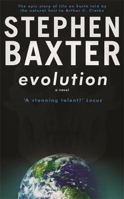 Evolution by Stephen Baxter image