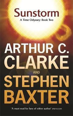 Sunstorm by Arthur C. Clarke image