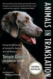 Animals in Translation by Catherine Johnson