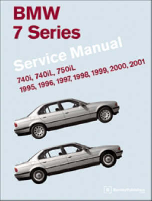 BMW 7 Series (E38) Service Manual: 1995-2001 by Robert Bentley image