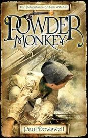 Powder Monkey by Paul Dowswell image