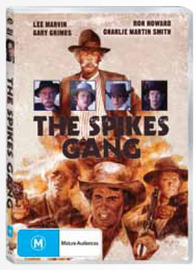 The Spikes Gang on DVD image