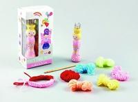 Floss & Rock: Flower Fairy Knitting Doll - Craft Kit