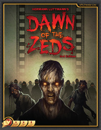 Dawn of the Zeds: 3rd Edition - Board Game