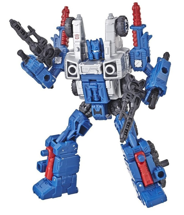 Transformers: War For Cybertron - Deluxe - Cog