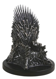 "Game of Thrones: Iron Throne - 4"" Replica Statue"