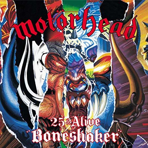 25 & Alive Boneshaker by Motorhead image