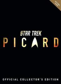 Star Trek: Picard Official Collector's Edition by Titan Magazines image