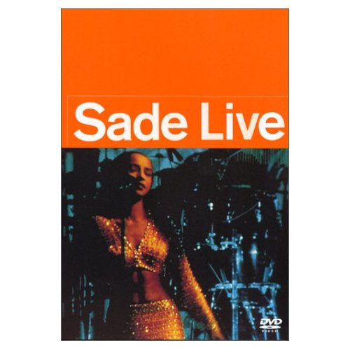 Sade - Live on DVD image