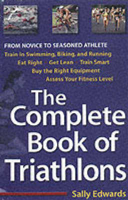 The Complete Triathlon Book by Sally Edwards image