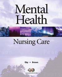 Mental Health Nursing Care by Linda Eby image