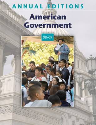 Annual Editions: American Government image