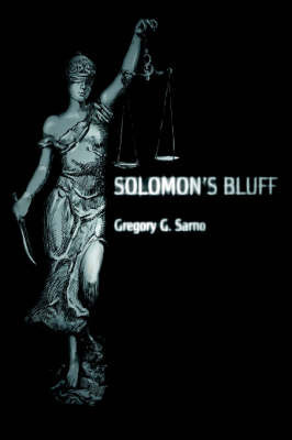 Solomon's Bluff by gregory g sarno