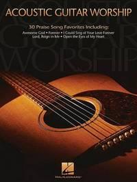 Acoustic Guitar Worship image