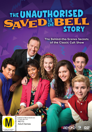 Saved By The Bell: The Unauthorised Story on DVD