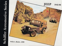 Jeep 1942-1986 by Walter Zeichner