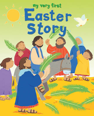 My Very First Easter Story by Alex Ayliffe image