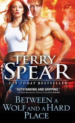 Between a Wolf and a Hard Place by Terry Spear image