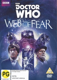 Doctor Who: The Web of Fear on DVD
