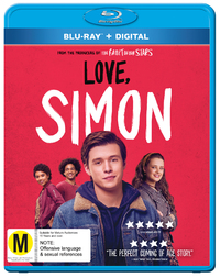Love, Simon on Blu-ray