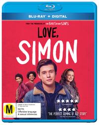 Love, Simon on Blu-ray image