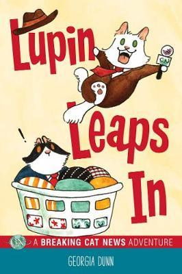 Lupin Leaps In by Georgia Dunn image