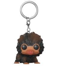 Fantastic Beasts 2 - Baby Niffler (Brown) Pocket Pop! Keychain