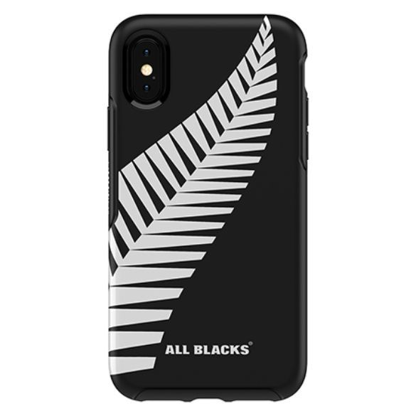 Otterbox: All Blacks Symmetry for iPhone X/Xs - Black