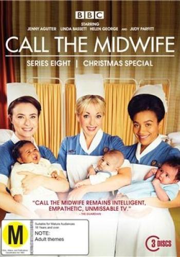 Call the Midwife: Season 8 on DVD image