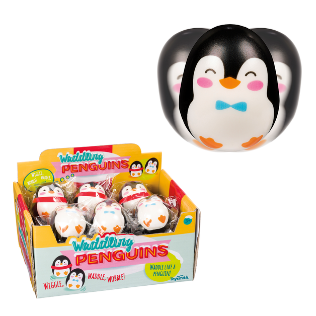 Toysmith - Waddling Penguin