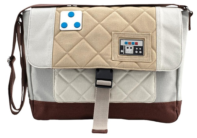 Loungefly: Star Wars - Empire 40th Luke Hoth Outfit Satchel
