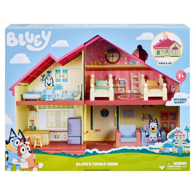 Bluey - Family House Playset