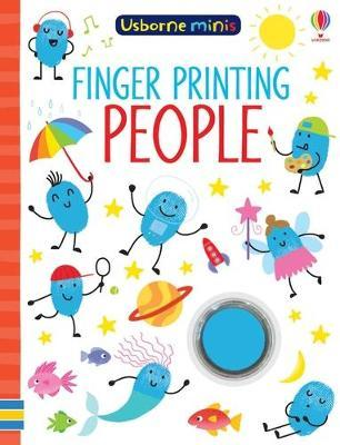Finger Printing People by Sam Smith