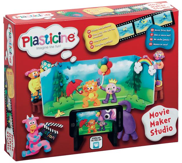 Plasticine - Movie Maker Studio