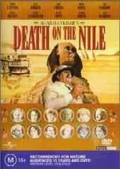 Death On The Nile on DVD