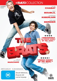 The Brats on DVD