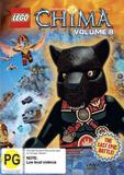 LEGO Legends of Chima - Volume 8 DVD