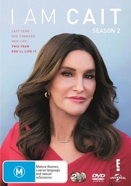 I am Cait - Season Two on DVD
