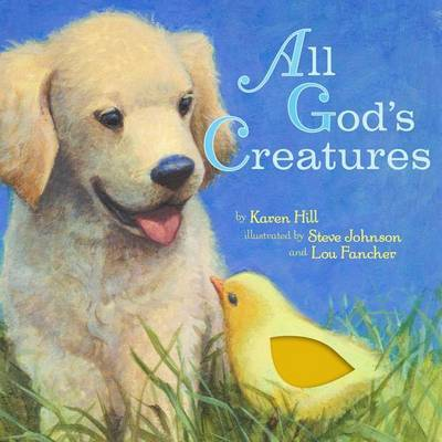 All God's Creatures by Karen Hill image