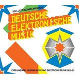 Deutsche Elektronische Musik - Experimental German Rock and Electronic Musik 1972-83 - Vol 1 (2LP) by Various