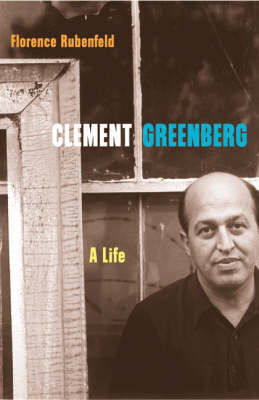 Clement Greenberg by Florence Rubenfeld image