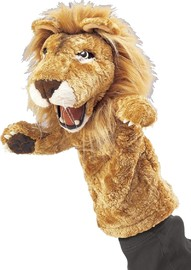 Folkmanis Stage Puppet - Lion