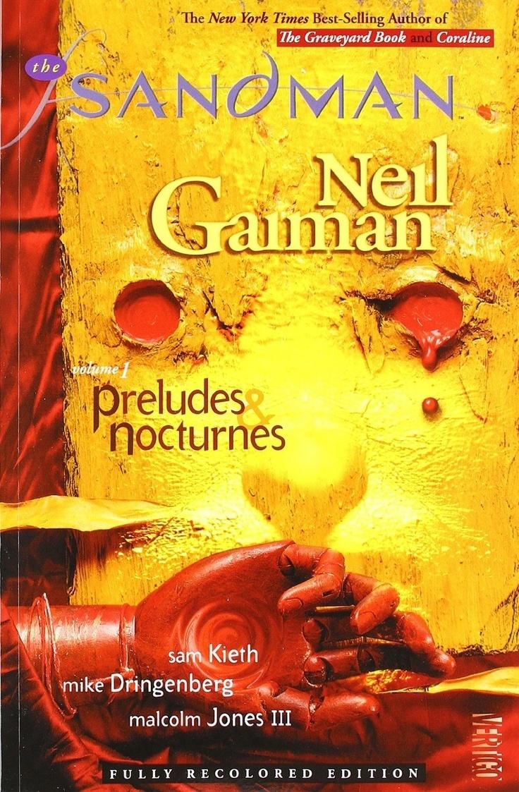 Sandman: Volume 01 by Neil Gaiman image
